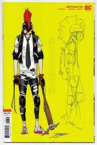 Batman #96 Jiminez 1:25 Clownhunter Variant   Joker War (DC, 2020) VF/NM