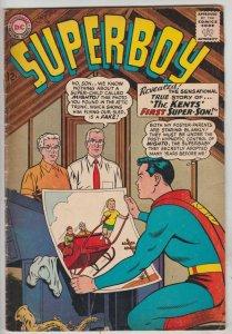 Superboy #108 (Oct-63) FN+ Mid-High-Grade Superboy