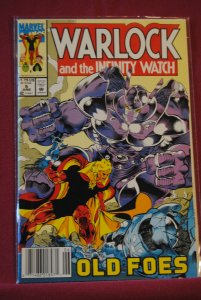 Warlock and the Infinity Watch #5 (1992) High Grade!