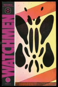 WATCHMEN #6 1987-DAVID GIBBONS-ALAN MOORE-DC COMICS VF