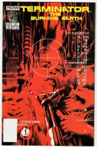 TERMINATOR The Burning Earth #5 (VF/NM) No Resv! 1¢ Auction!