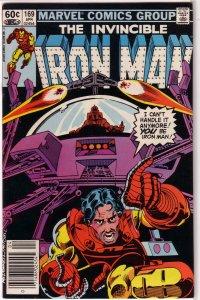Iron Man   vol. 1  #169 FN/VF
