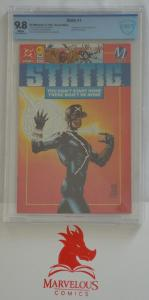 Static #1 - CBCS 9.8 - KEY - First Appearance Static!