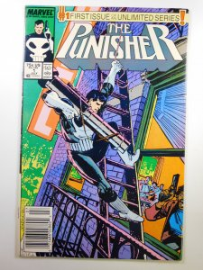 The Punisher #1 (1987) FN