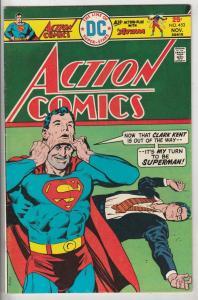 Action Comics #453 (Nov-75) VF/NM High-Grade Superman