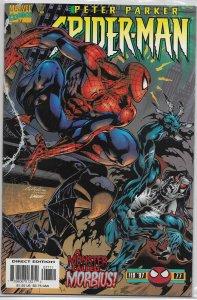 Spider-Man (vol. 1, 1990) #77 FN Mackie/Castellini, Morbius