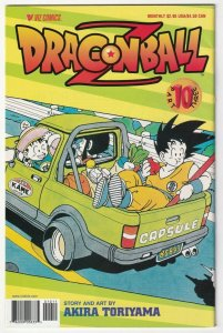 Dragon Ball Z #10 Part Three 3 1984 Bird Studio Viz Akira Toriyama