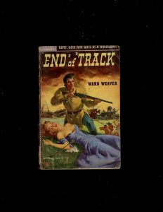 3 Pocket Books End of Track, The Day the Earth Stood Still, After the Rain JL6