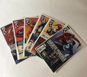 Daredevil Vs Versus Punisher Means And Ends 1 2 3 4 5 6 1-6 Nm Near Mint