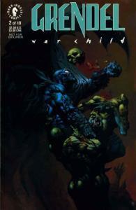 Grendel: War Child #2 VF/NM; Dark Horse   save on shipping - details inside