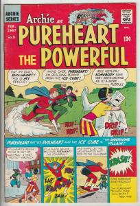 Archie As Pureheart The Powerful #3 (Feb-67) VF/NM High-Grade Archie as Purhe...