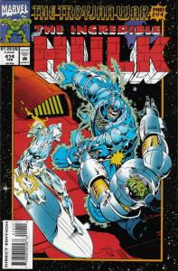 Incredible Hulk, The #414 VF/NM; Marvel | save on shipping - details inside