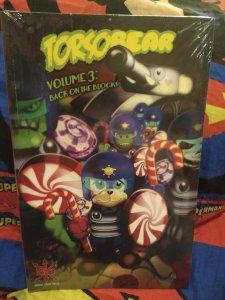 Torsobear 1-3 set NM unopened copies