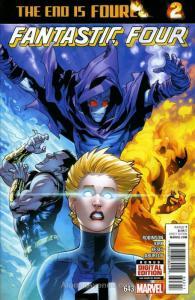 Fantastic Four (Vol. 1) #643 VF/NM; Marvel   save on shipping - details inside