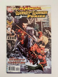Flashpoint Wonder Woman and the Furies #3 2011 NM