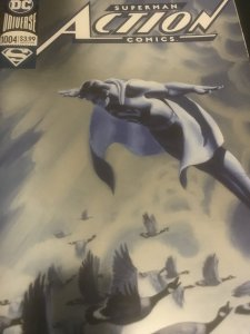 DC Superman Action Comics #1004 Mint Foil cover