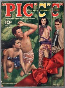 PIC 12/26/1939-Dorothy Lamour-Robert Preston-William Powell-Myrna Loy-G/VG
