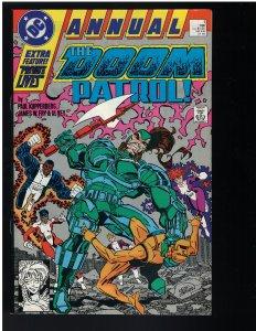 Doom Patrol Annual #1 (1988)