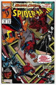 Spider-Man #35 | Maximum Carnage | Venom (Marvel, 1993) VF+