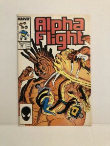 Alpha Flight #49