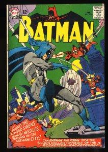 Batman #178 FN 6.0