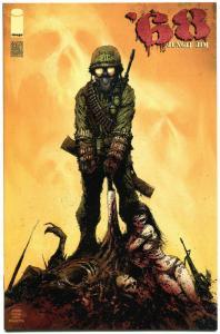 '68 JUNGLE JIM #3 B, NM,1st Print, Zombie, Walking Dead, Vietnam War,2013,Ho