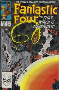 Fantastic Four #316