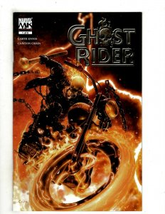 12 Marvel Comics Ghost Rider 1 Heaven's on Fire 1 2 4 5 6 Illuminati 2 3 + J503