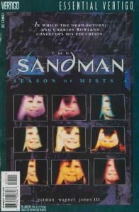 Essential Vertigo: The Sandman #25 VF/NM; DC/Vertigo | save on shipping - detail
