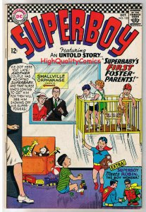 SUPERBOY #133, FN, Clark Kent, Robin, Smallville, 1949, more in store