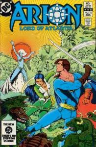 Arion: Lord of Atlantis #10, NM (Stock photo)