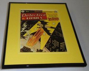Detective Comics #153 Framed 11x14 Repro Cover Display Flying Batman