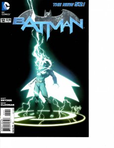 Batman (2011) #12 Very Fine (8.0) New 52