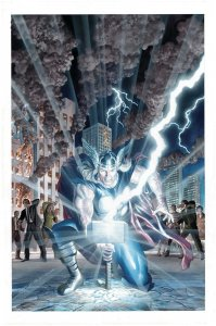 Mighty Thor #701 Poster by Alex Ross (24 x 36) Rolled/New!