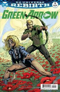 Green Arrow (6th Series) #9A VF/NM; DC | save on shipping - details inside
