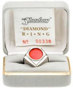 The Shadow Diamond Distributors Commemorative Ring Limited Edition #338/1750