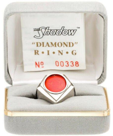The Shadow Diamond Distributors Commemorative Ring Limited Edition #338/1750