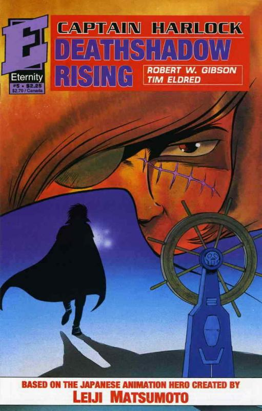 Captain Harlock: Deathshadow Rising #5 FN; Eternity | save on shipping - details