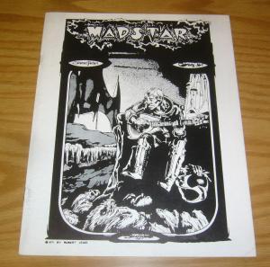 Madstar Science Fiction Quarterly #1 FN bernie wrightson - basil wolverton 1971
