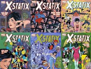 X STATIX (2002) 13-18  Back From The Dead