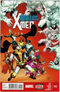 Amazing X-Men #12 (2014 v2) Alpha Flight NM