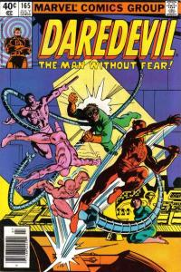 Daredevil (1964 series) #165, VF (Stock photo)