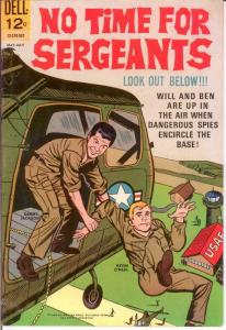 NO TIME FOR SERGEANTS 2 VG-F  May-July 1965 COMICS BOOK