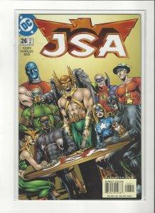 JSA #26 DC Comics  NM