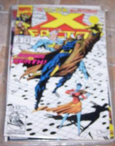 X-Factor  79  june 1992 marvel   MADDOX HAVOC POLARIS  quicksilver