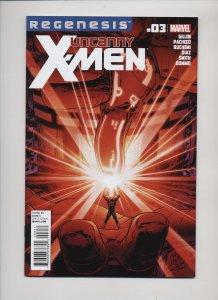 Uncanny X-Men #3 (2012)