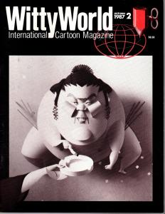 WittyWorld- International Cartoon Magazine Autumn 1987 #2 Carlos Gimenez, Acala+