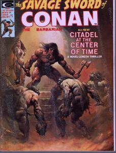 Savage Sword of Conan #7 - Early Conan Magazine - 5.0 or Better