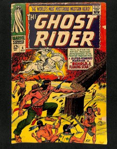 Ghost Rider #6 (1967)