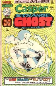 CASPER STRANGE GHOST STORIES (1974-1977) 7 VF-NM COMICS BOOK